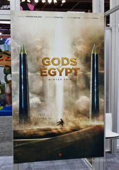 Gods of Egypt - hbo