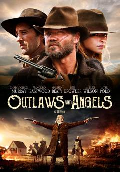 Outlaws and Angels - amazon prime