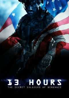 13 Hours: The Secret Soldiers of Benghazi - hulu plus