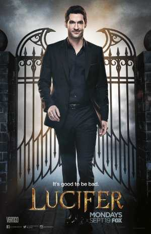Lucifer - HULU plus