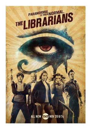 The Librarians - HULU plus