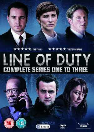 Line of Duty - HULU plus