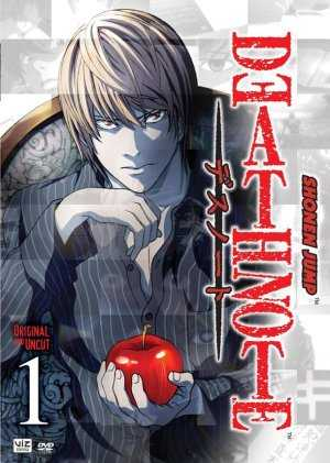 Death Note - yahoo view