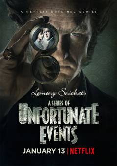 Lemony Snickets A Series of Unfortunate Events - netflix