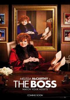 The Boss - hbo
