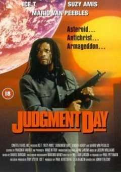 Judgment Day - amazon prime