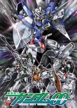 Mobile Suit Gundam 00 - yahoo view