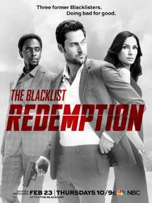 The Blacklist: Redemption - hulu plus