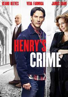 Henrys Crime - amazon prime