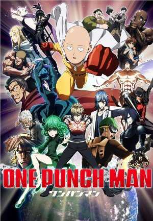 One-Punch Man - HULU plus