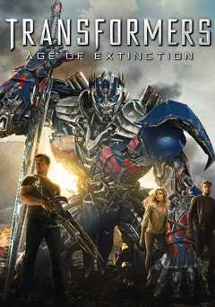 Transformers: Age of Extinction - HULU plus