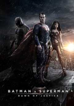 Batman v Superman: Dawn of Justice - hbo
