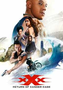 xXx: Return of Xander Cage - amazon prime