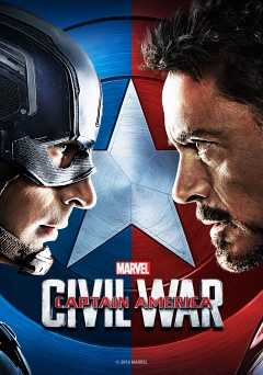 Captain America: Civil War - netflix