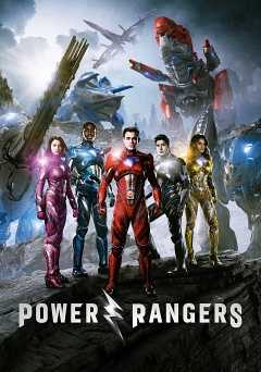 Sabans Power Rangers - amazon prime