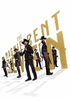 The Magnificent Seven - amazon prime