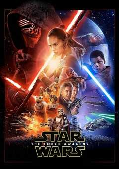 Star Wars: The Force Awakens - starz