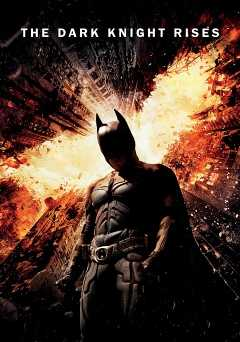 The Dark Knight Rises - vudu