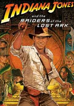 Indiana Jones and the Raiders of the Lost Ark - amazon prime