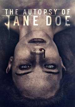 The Autopsy of Jane Doe - showtime