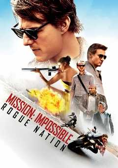 Mission Impossible: Rogue Nation - amazon prime