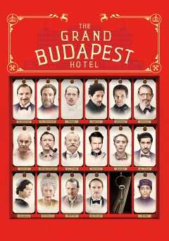 The Grand Budapest Hotel - vudu