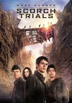 Maze Runner: The Scorch Trials - hbo