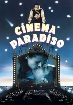 Cinema Paradiso - film struck
